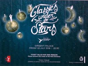 22 July Concert