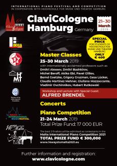 ClaviCologne 2018 Basic Theater Hamburg