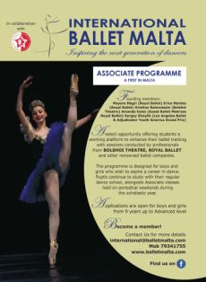 international ballet malta