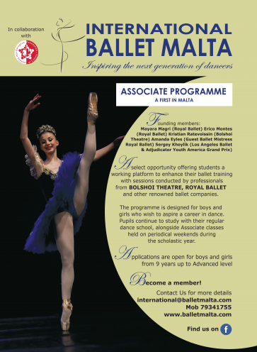 international ballet malta