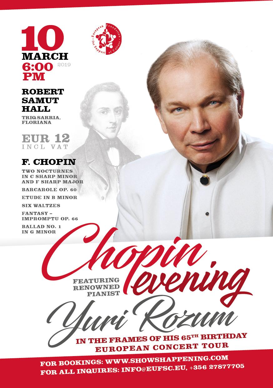 Yuri Rozum – Chopin evening A5