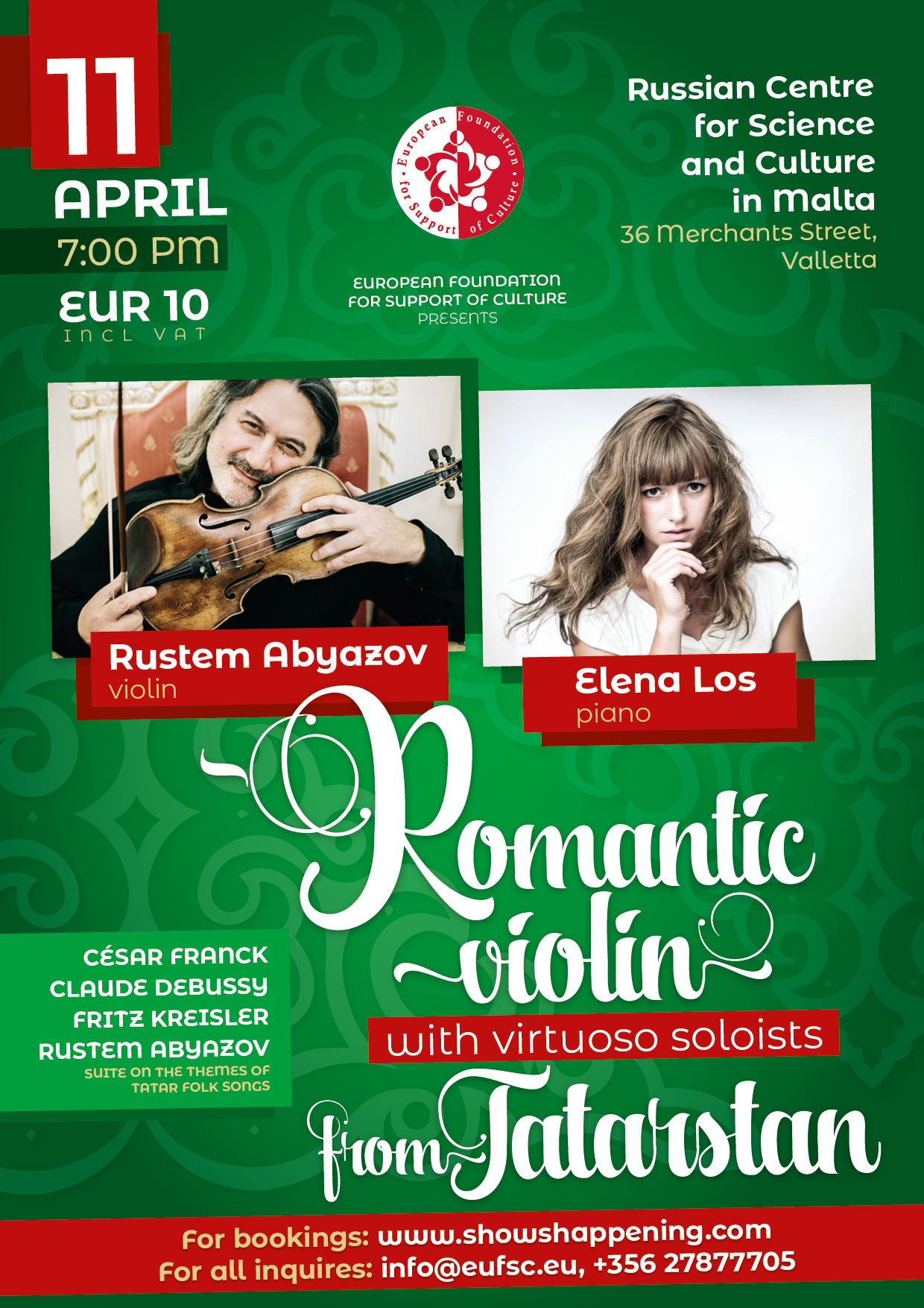 Soloists from Tatarstan