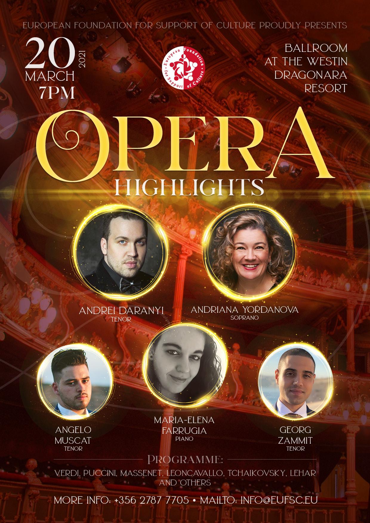 Opera Highlights